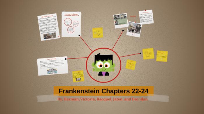 frankenstein chapter 24 summary