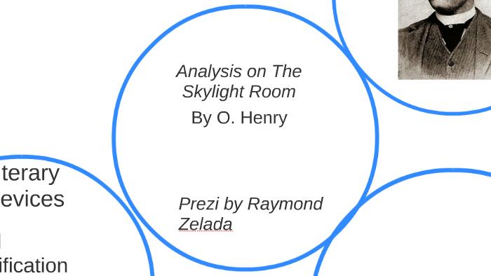 the skylight room by o henry summary