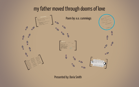 My Father Moved Through Dooms Of Love By Daria Smith On Prezi