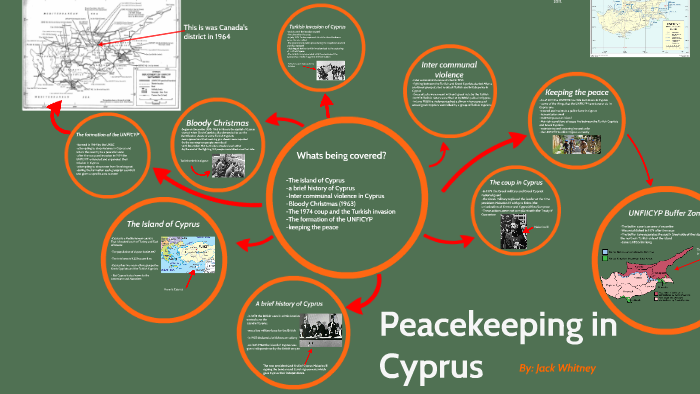 Bloody Christmas 1963.Cyprus Peacekeeping By Jack Whitney On Prezi