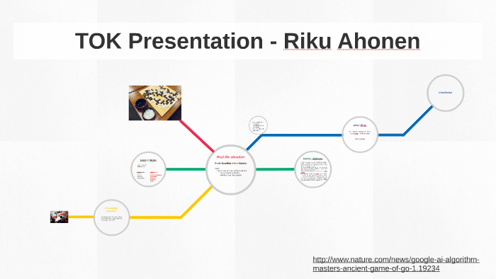 TOK Presentation - Artificial Intelligence vs  Go by on Prezi