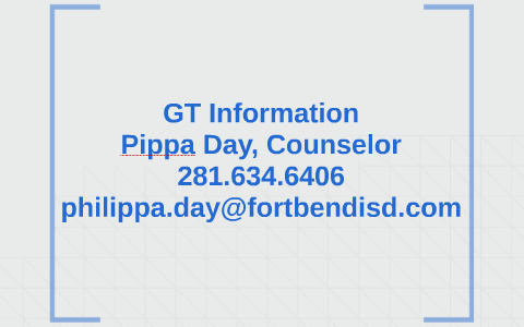 GT: From Referral to Results by Pippa Day on Prezi