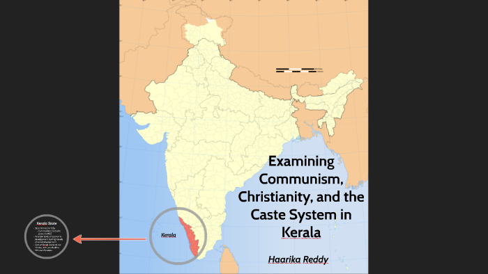 Communism, Christianity, and the Caste System in Kerala by