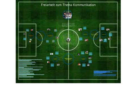 Kommunikation Auf Dem Fussballfeld By Janne Konig On Prezi