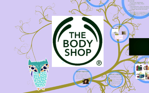 The Body Shop Swot Analysis By Jini Villalino