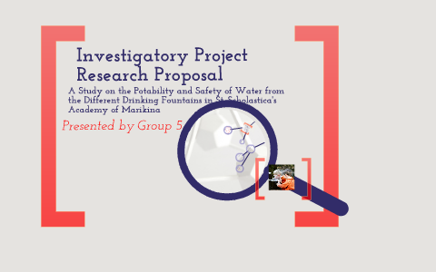 Investigatory Project (Research Proposal) by Ullma Lindo on