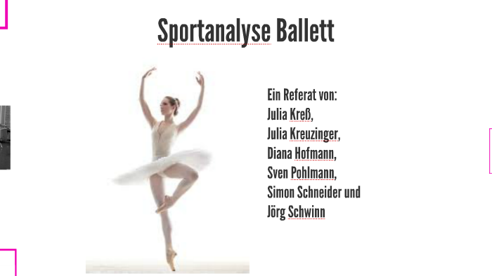 sportanalyse ballett by j u00f6rg schwinn on prezi
