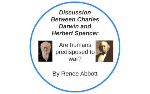 charles darwin and herbert spencer