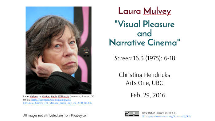 laura mulvey visual and other pleasures summary