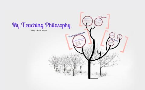 My Teaching Philosophy by Angelia Zhang on Prezi