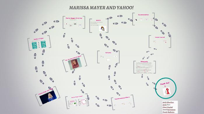 Marissa Mayer and Yahoo by Chavi Singhal on Prezi