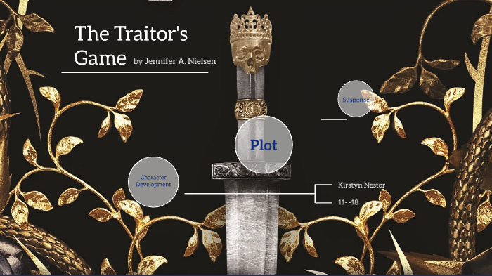 The Traitor S Game By Kirstyn Nestor