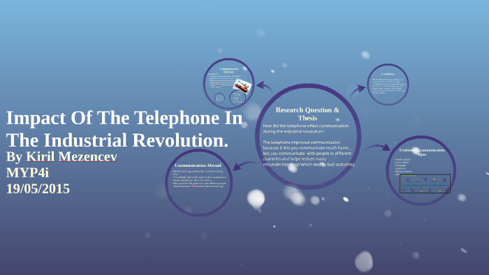 how has the telephone impacted society in a negative way