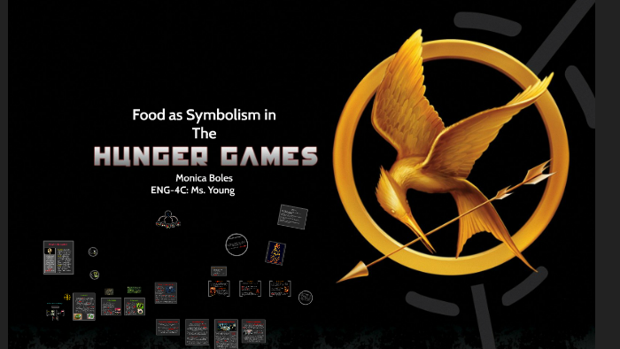 Food Symbolism In The Hunger Games By Monica Boles On Prezi