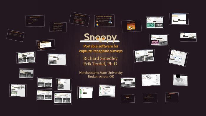 Snoopy by Richard Smedley on Prezi