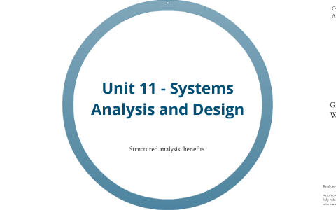 Unit 11 Systems Analysis And Design Risks And Benefits Of Systems Analysis By Ben Holding