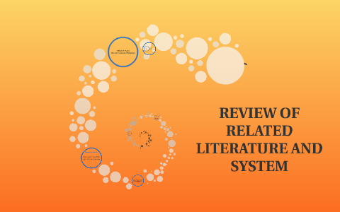 review of related system