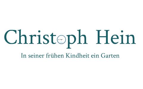 Christop Hein In Seiner Frühen Kindheit Ein Garten By Niklas