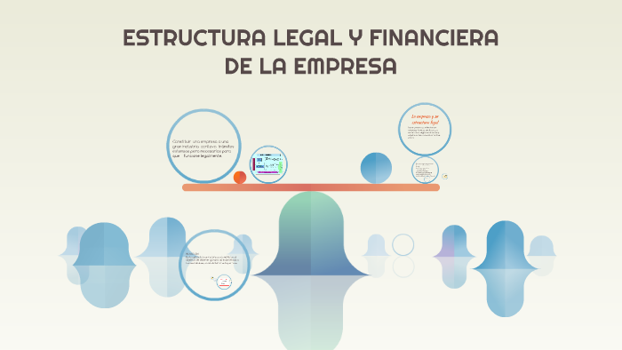 Estructura Legal Y Finaciera De La Empresa By Bea Bazurto On