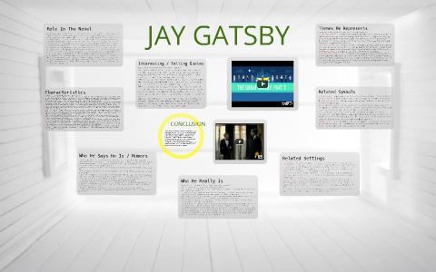 Jay Gatsby Characterization by Matt DeJonge on Prezi
