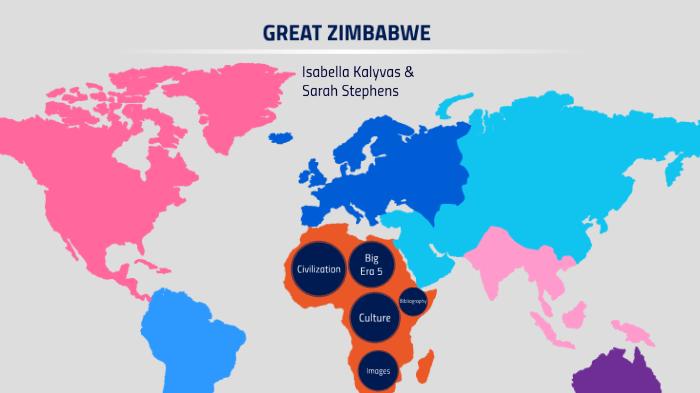 Great Zimbabwe World Map.Great Zimbabwe By Isabella K On Prezi Next