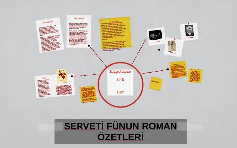 Serveti Fünun Roman özetleri By Tuğçe Adanar On Prezi