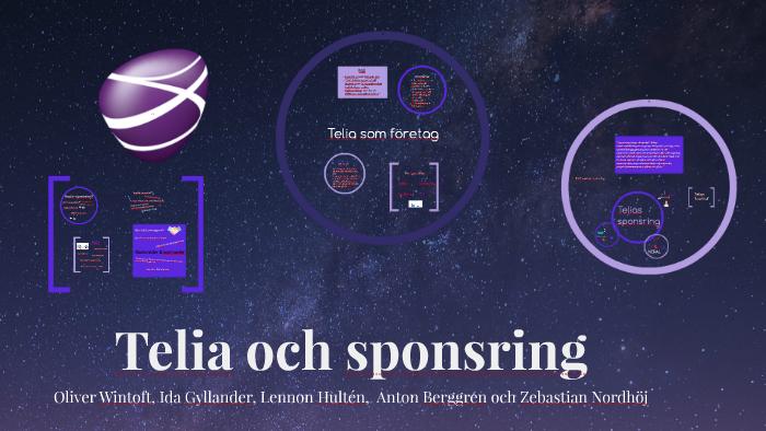 Telia sponsrar tvangsarbete