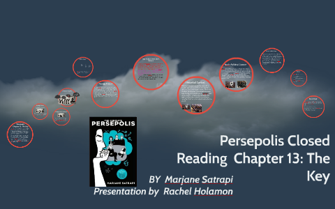 Persepolis Closed Reading By Rachel Holamon