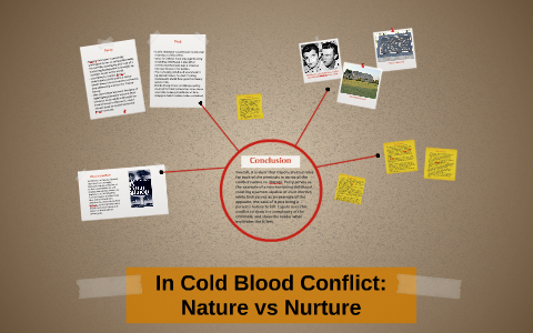 In Cold Blood Conflict Nature Vs Nurture By On Prezi