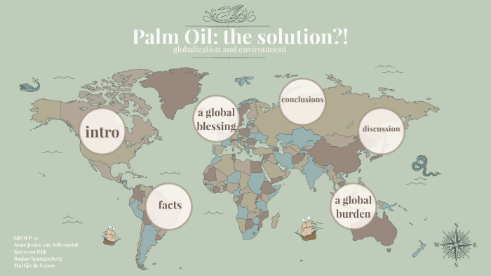 TOGW palm oil by Martijn de Leeuw