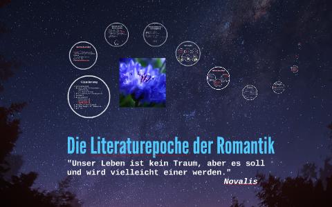 Die Literaturepoche Der Romantik By Paula S On Prezi
