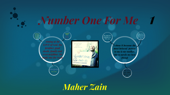 Number One For Me/ Maher Zain by Abdallah Musa on Prezi
