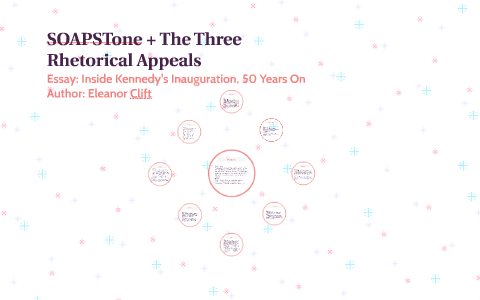what are the three rhetorical appeals