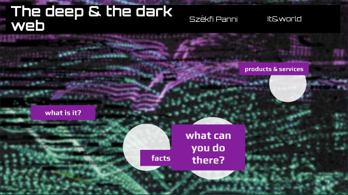 Dark web by Panni Székfi on Prezi Next