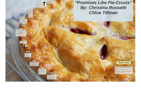 promises like pie crust