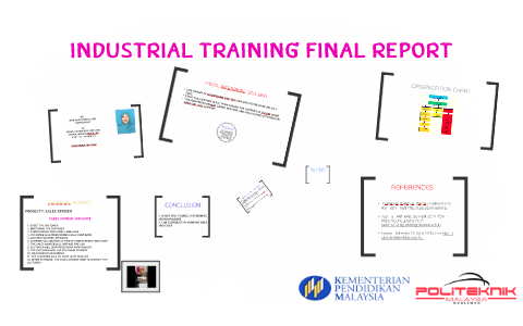 Laporan Penuh Latihan Industri Pelajar Politeknik Perdagangan