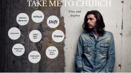 Take Me To Church Analysis By Elise Palumbo