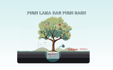 Puisi Lama Dan Puisi Baru By Dewi Ardianti On Prezi