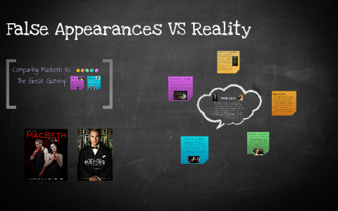 essay on the great gatsby appearance vs reality-1