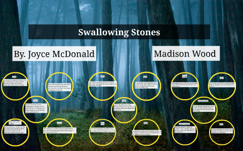 swallowing stones test