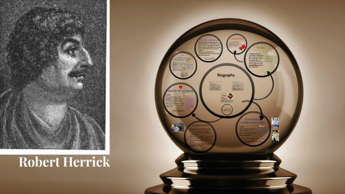 robert herrick biography