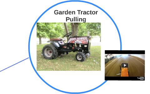 Garden Tractor Pulling by dakota trowbridge