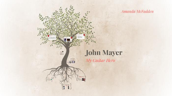 John Mayer by Amanda McFadden on Prezi