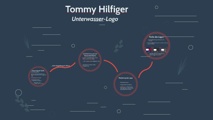 3c9684ca2d1dd7 Unterwasser-Logo Tommy Hilfiger by Tim Wolters on Prezi