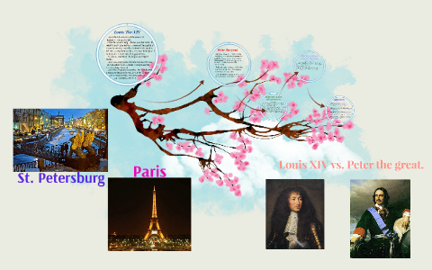 louis xiv vs peter the great by jamela perry on prezi The Euler Diagram