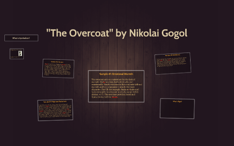 the overcoat by nikolai gogol analysis