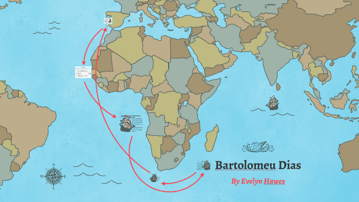Bartolomeu Dias by on Prezi Next