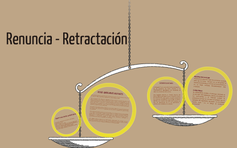 Retractacion De La Renuncia By Alejandro Cubides On Prezi