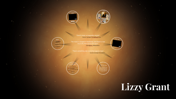 Lizzy Grant By Katie Tobiason
