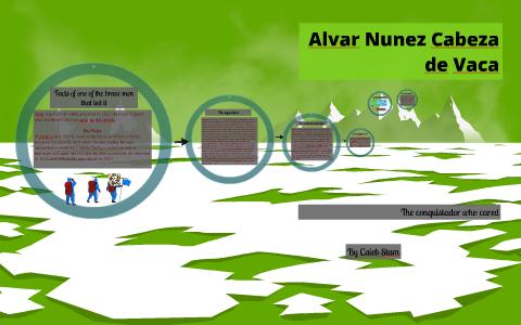 the relation of alvar nunez cabeza de vaca summary